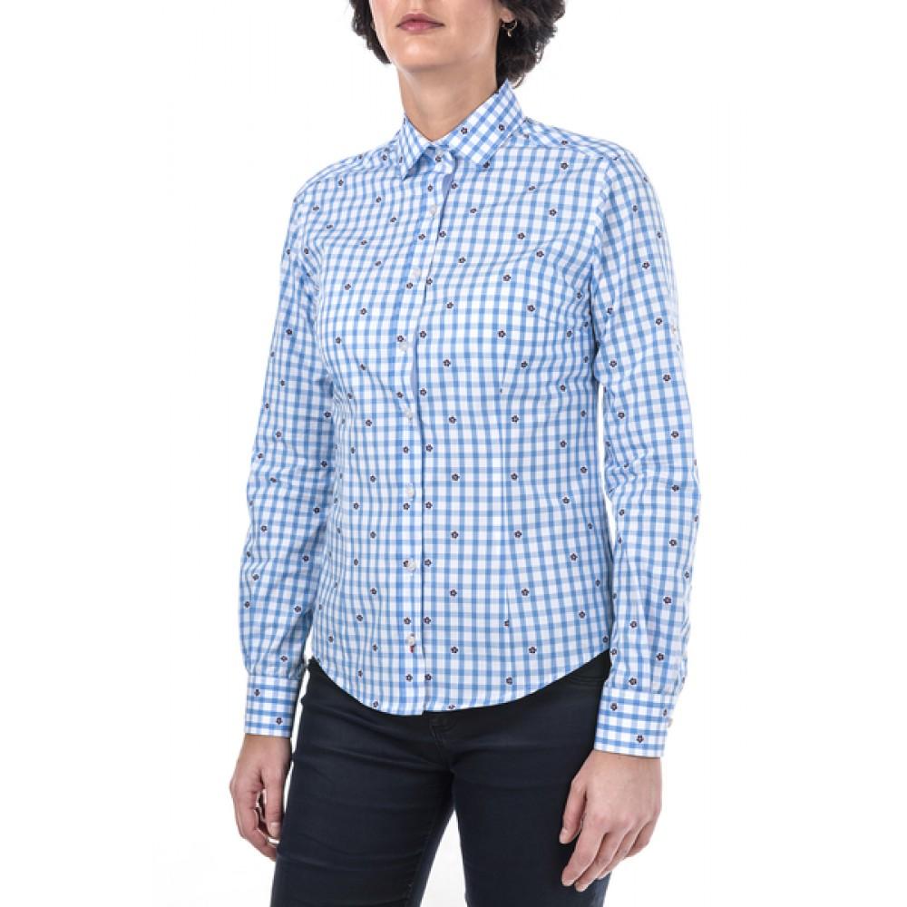 dae1f59893a Дамска риза 1802 в светло синьо